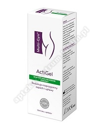 MULTI-GYN ACTIGEL Żel 50 ml