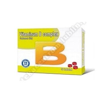 Vitaminum B compositum tabl.powl. 50tabl.