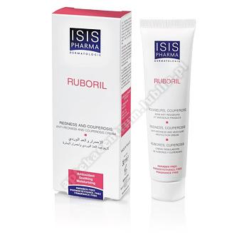 ISIS RUBORIL Krem do skóry naczynkowej i ze skłonnością do rumienia 30 ml