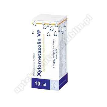 Xylometazolin 0.1% krop.donosa 1mg/ml 1fl.