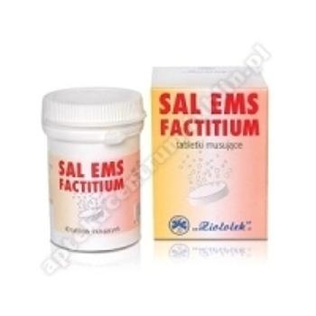 Sal Ems factitium tabl. mus.  40 tabl.