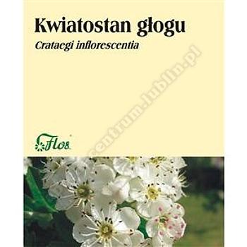 Zioł.Kwiatostan Głogu 50 g