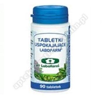 Tabletki uspokajajace x 90 tabletek
