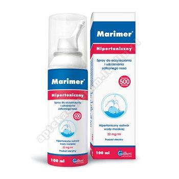 MARIMER Hipertoniczny Spray 100 ml