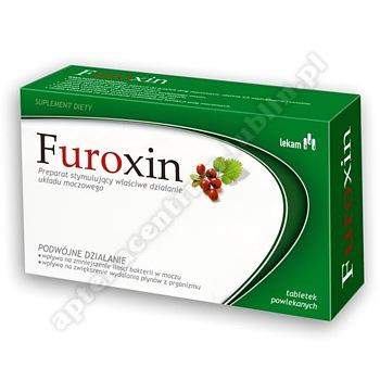 FUROXIN 60 tabletek