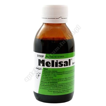 Melisal FORTE syrop 125 g syrop 125 g