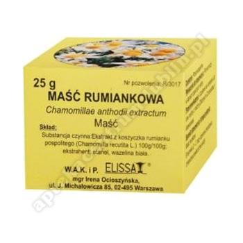 Maść rumiankowa 0,2 g/1g 25 g