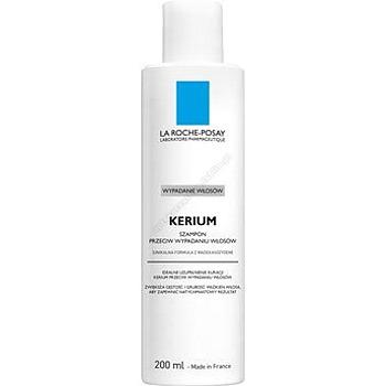 LA ROCHE kerium szampon przeciw wypadaniu włosów 200ml