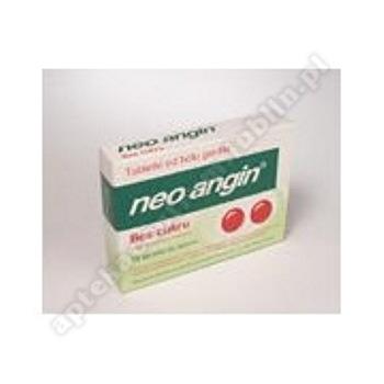 Neo-Angin tabl.dossania 1,2mg+0,6mg+5,9mg
