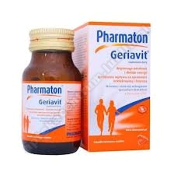 Pharmaton Geriavit 30 kapsułek