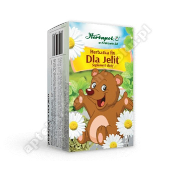 Herbatka fix Dla Jelit 2 g 20 toreb.