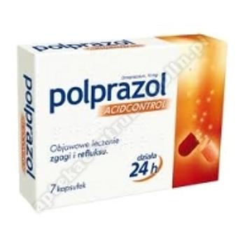 Polprazol AcidControl kaps.dojel.twarde 0,01 7kaps.