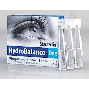 Starazolin HydroBalance One x 12 poj.x0,5ml