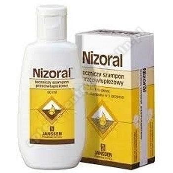 Nizoral szampon 60 ml.