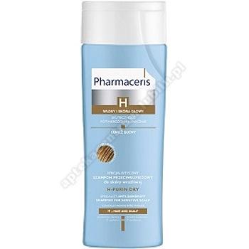 PHARMACERIS H PURIN Szampon przeciwłupieżowy do skóry wrażliwej 250ml