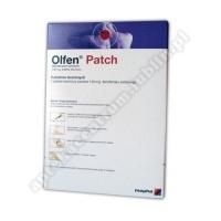 Olfen Patch plastry lecznicze z diklofenakiem 0,14g x 5 plastrów