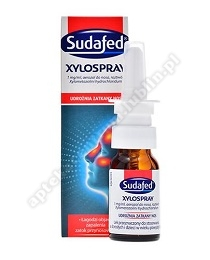Sudafed XyloSpray aer.donosa 1mg/1ml 10ml