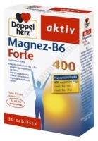 Doppelherz Aktiv Magnez-B6 Forte 400mg x 30 tabl.