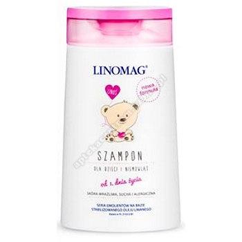 LINOMAG szampon dla dzieci i niemowląt 200ml