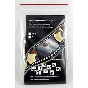 Opaska elastyczna SELECT na nadgarstek/kciuk rozmiar M/L 2 sztuki