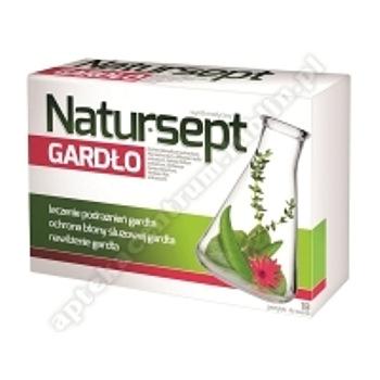 NaturSept Vita past.dossania 18pastyl.(DAWNY GARDŁO)