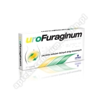 Urofuraginum 50mg 30 tabl (ADAMED)