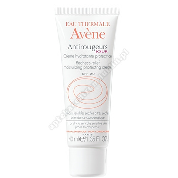 AVENE ANTIROUGEURS JOUR Bogaty Riche skóra sucha SPF 20 40 ML