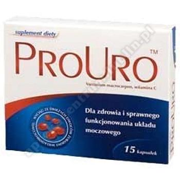 ProUro kaps.twarde 0,036 g 30 kaps.