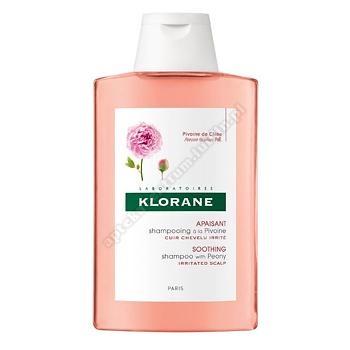 KLORANE Piwonia szampon 200 ml