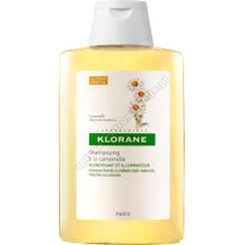 KLORANE Rumianek szampon 400 ml