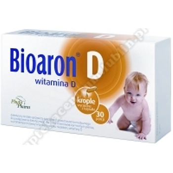 Bioaron Witamina D x 30 kaps.twist-off