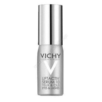 VICHY LIFTACTIVE Serum 10 oczy & rzęsy 15ml