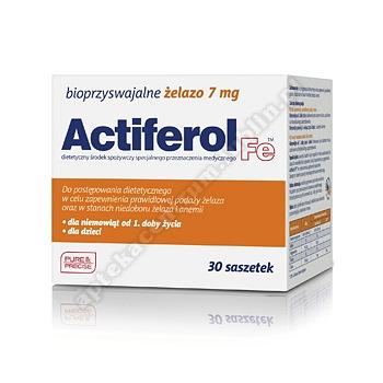 Actiferol Fe 7 mg x 30 saszetek