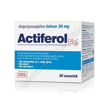 Actiferol Fe 30 mg x 30 saszetek
