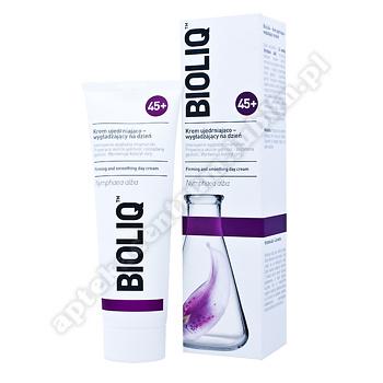 BIOLIQ 45+ Krem ujędrniająco-wygładzający na dzień 50 ml