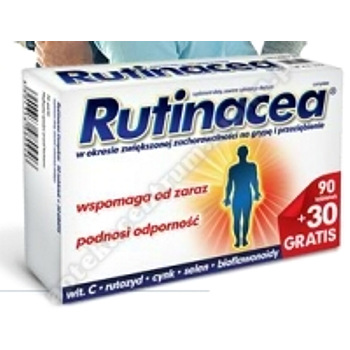 Rutinacea Complete supl.diety tabl. 90 tab+30tabl.