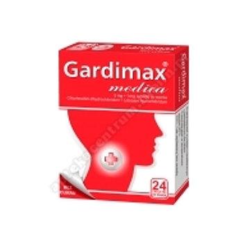 Gardimax Medica tabl.dossania 5mg+1mg 24ta