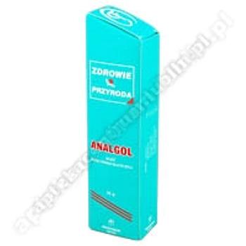 AROMA-ACTIV (analgol) maść 30 g