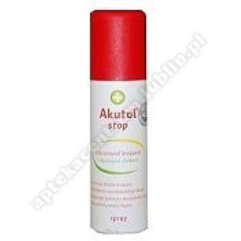 Akutol stop spray tamujacy krwawienie 60ml
