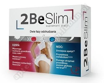 2BE SLIM 60 tabletek
