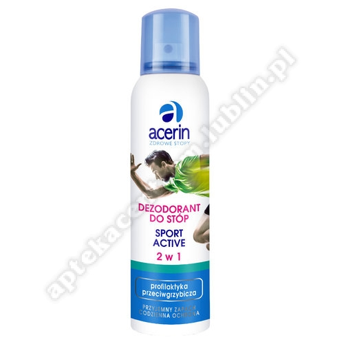 Acerin Sport Active Dezodorant do stóp spray 150ml