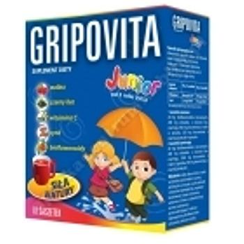 Gripovita Junior prosz. 10 g 10 sasz.