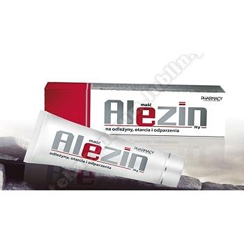 ALEZIN maść 50 g (tuba)