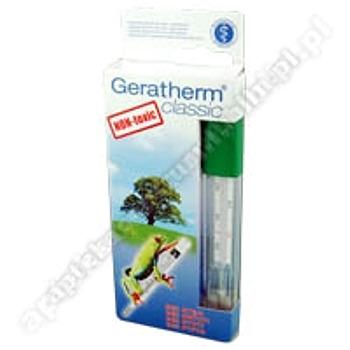 Termometr bezrtęciowy szklany 1 szt.