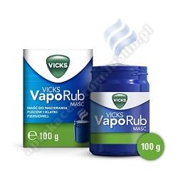 Vicks VapoRub maść 100 g