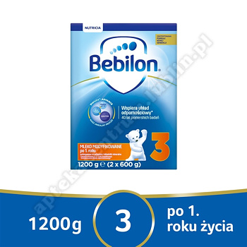 Bebilon Junior 3 z Pronutra-ADVANCED 1200g d.w. 28.11.2020