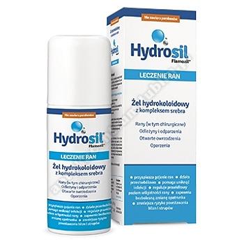 Hydrosil - leczenie ran żel 70 ml (Flamozil)