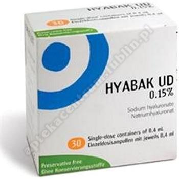 Hyabak UD krop.dooczu 1,5mg/ml 30poj.a0,4m