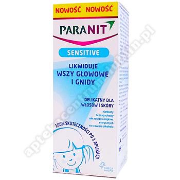 Paranit Senstive 150ml