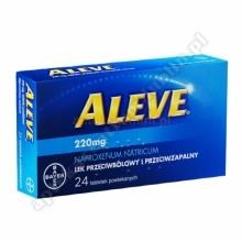 Aleve 0,22 g 24 tabletki powlekane
